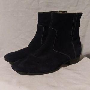Boden-Navy Chelsea Boot